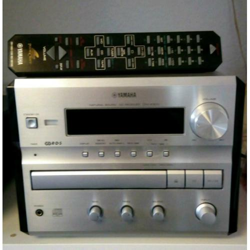 Yamaha Pianocraft  CRX-E300 Receiver plus..